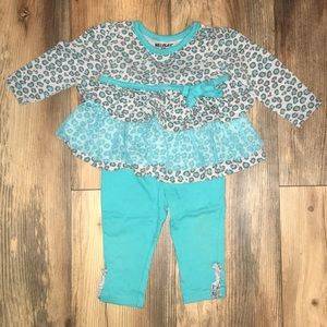 12 month long sleeve outfit